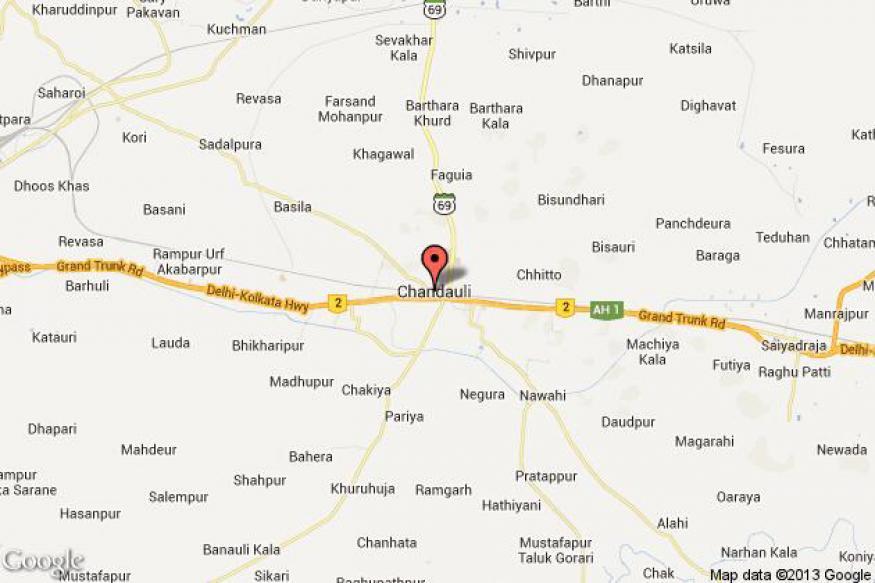 Chandauli: Samajwadi Party MP surrenders before court