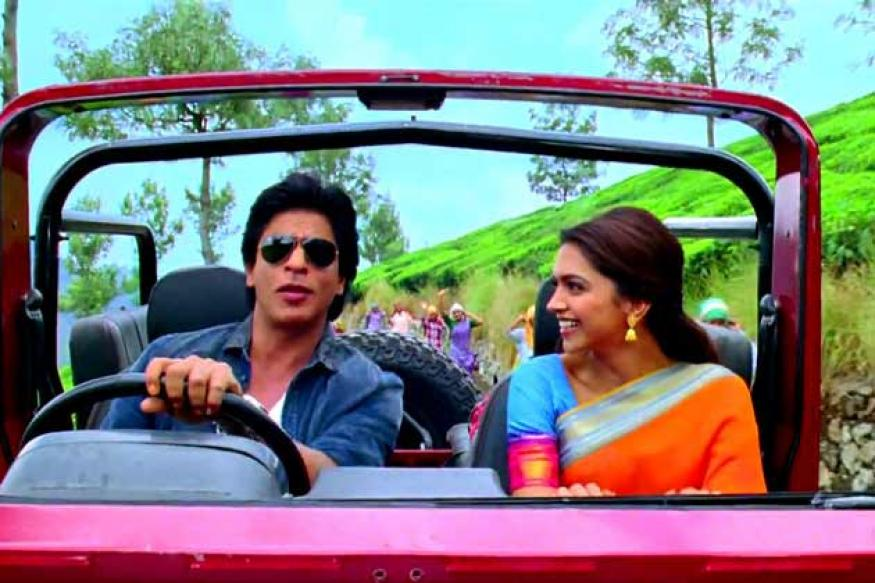 Shah Rukh, Deepika Padukone's outfits in 'Chennai Express' to be auctioned