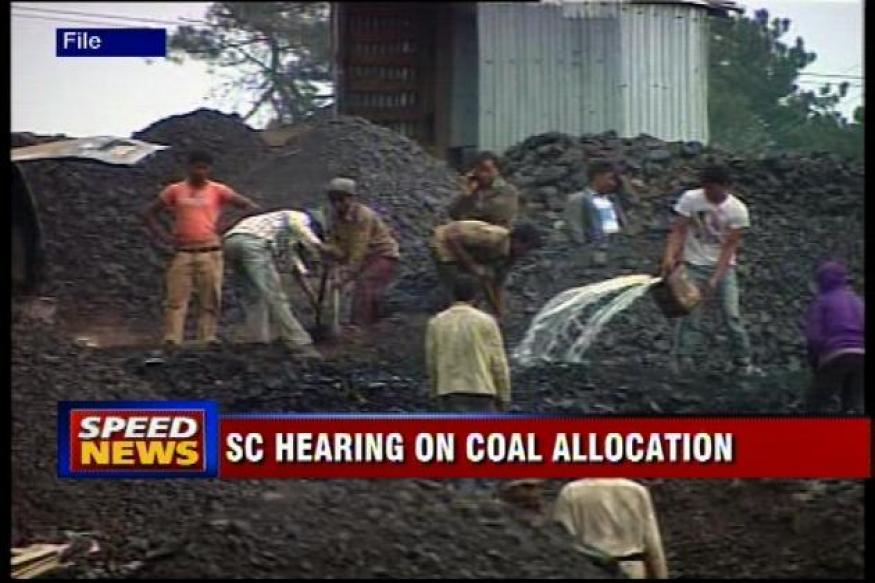 Coal blocks allocation scam: SC to resume hearing