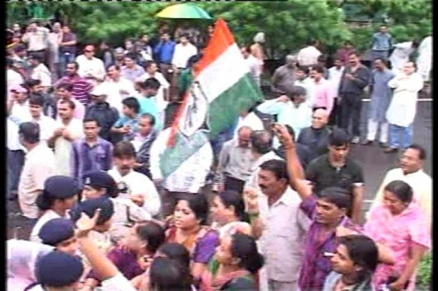 Madhya Pradesh: Congress demands CM's resignation