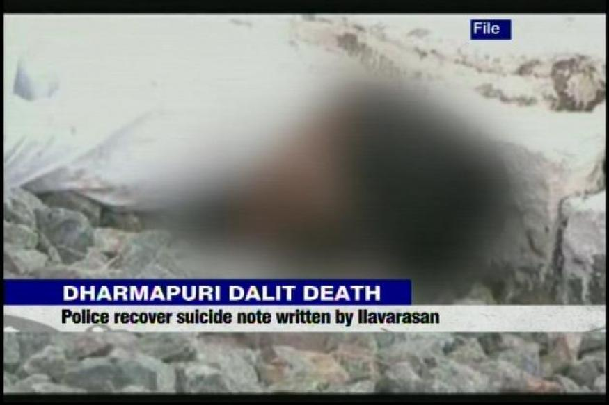 Dalit boy's death: Police recover suicide note, TN govt orders a probe