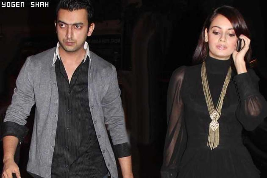 Dia Mirza: I will marry Sahil Sangha next year
