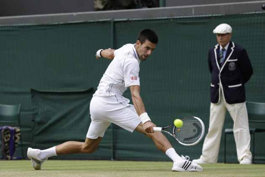 Djokovic to talk about diet, success in his new book