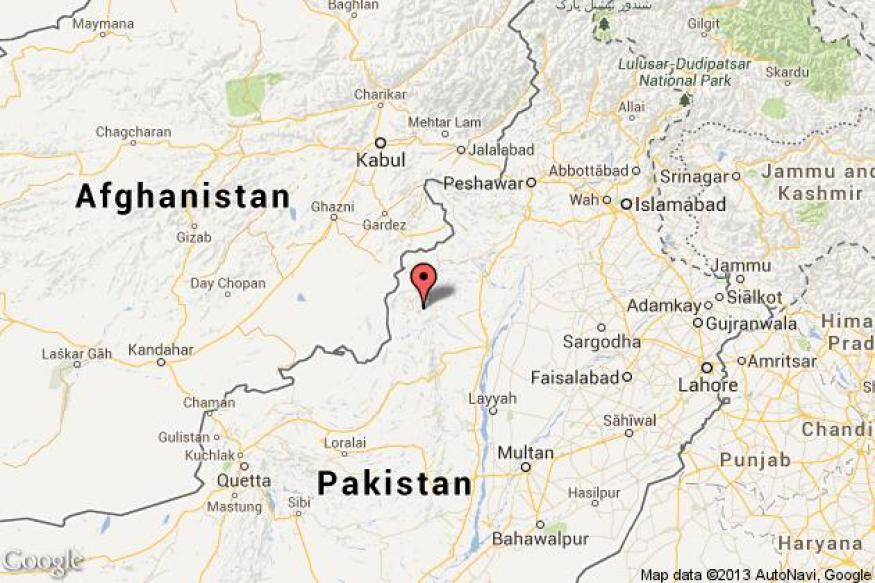 Drone attack kills 17 in Pakistan's Waziristan region