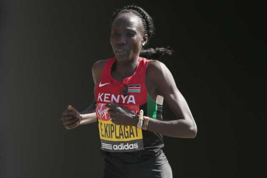 Tough to retain marathon title, says Edna Kiplagat