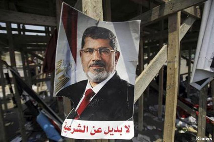 Egypt: In his final days as President, Morsi was isolated but defiant