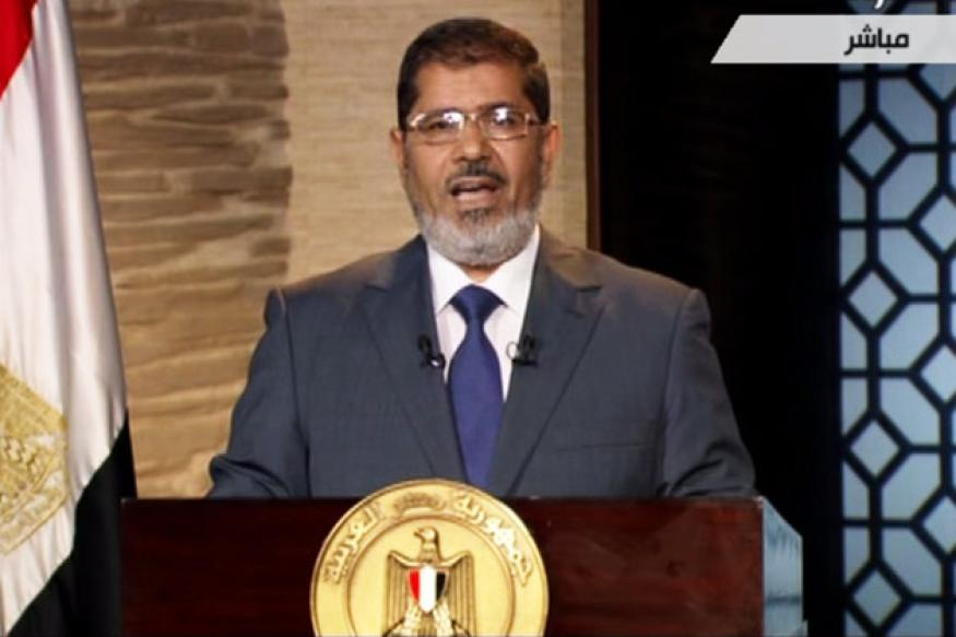 Morsi says he is still 'legitimate' president of Egypt