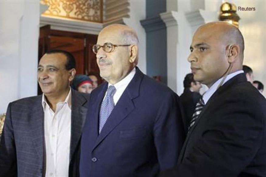 ElBaradei appointed as Egypt's interim Prime Minister