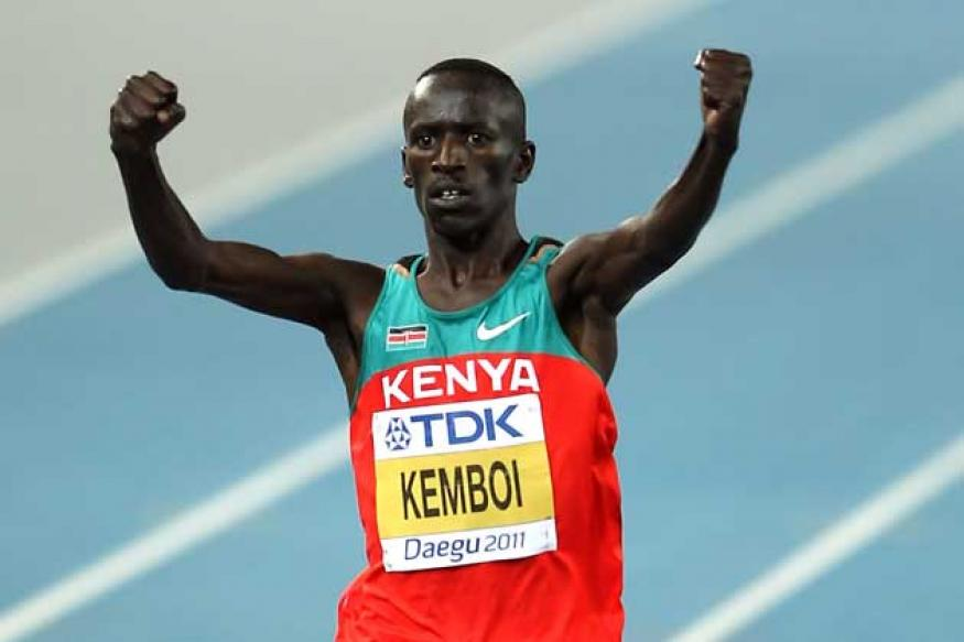 Olympic champion Kemboi beaten at Kenyan trials