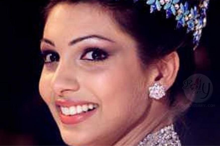 Former Miss World lodges FIR against husband for domestic violence