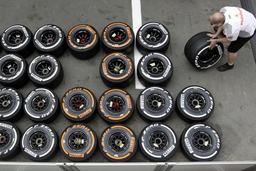 Pirelli announces tyre changes ahead of German Grand Prix