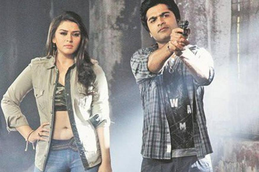 Yes, I'm seeing Simbu, confirms Hansika Motwani