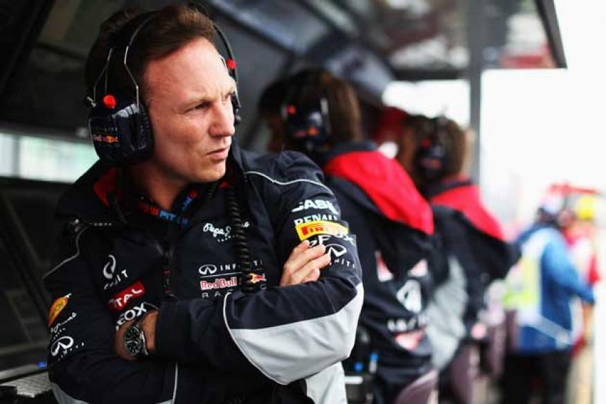 Raikkonen, Ricciardo and Vergne in race for 2014 Red Bull seat: Horner