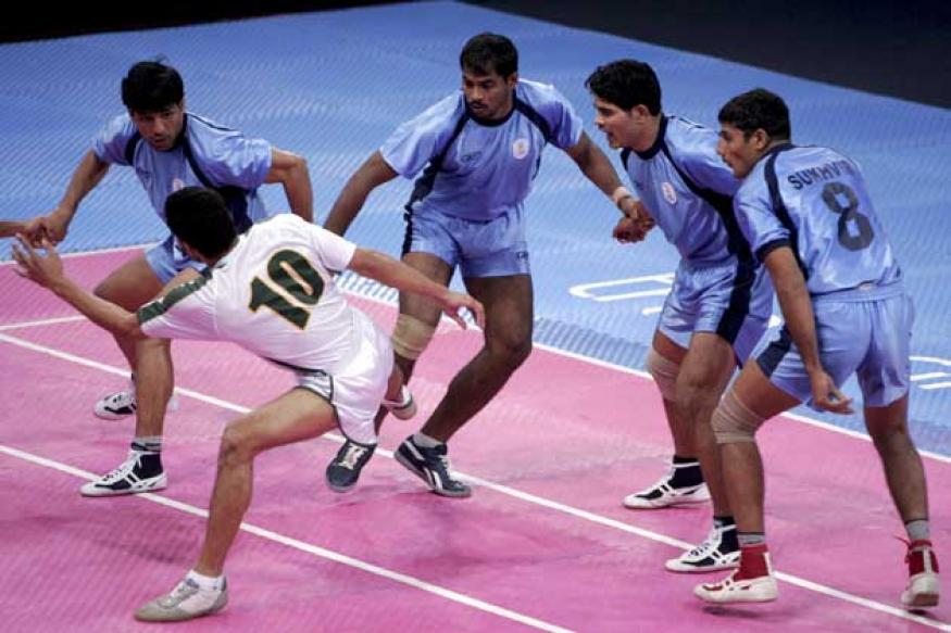 Fourth Kabaddi World Cup from November 9-23