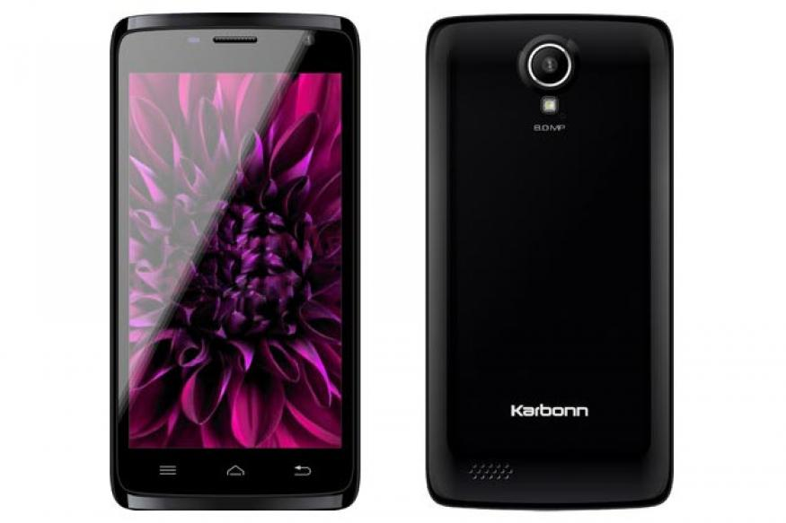 Karbonn Smart A27+ with 5-inch display available online for Rs 8,999