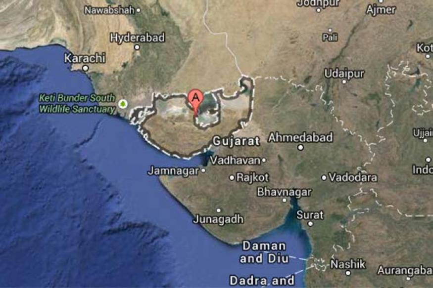 Gujarat: Earthquake measuring 3.6 hits Kutch, epicentre in Rapar