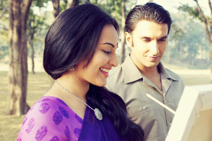 No one can pull off the old world charm like Sonakshi: Ranveer