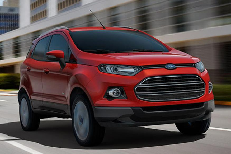 Ford recalls diesel variants of EcoSport
