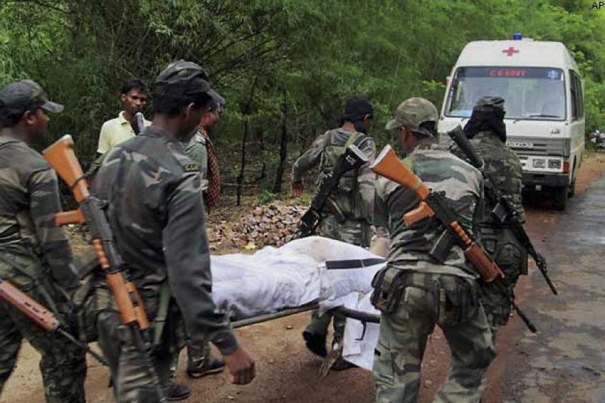 Man claims he was part of Bastar Naxal attack, taken into custody