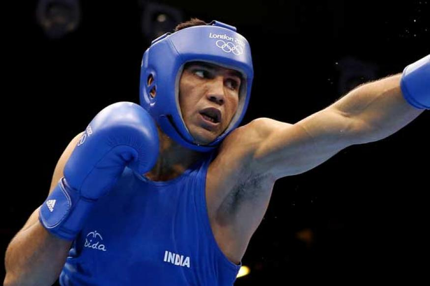 Manoj Kumar in Asian boxing championships quarters
