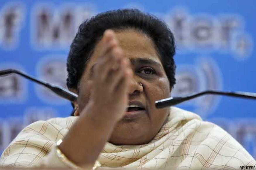 Mayawati supports Food Security Ordinance, says 'better late than never'
