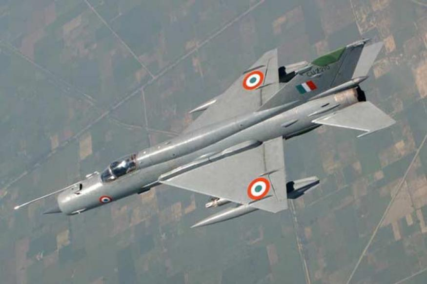 Rajasthan: IAF's MiG-21 crashes in Uttarlai, pilot killed