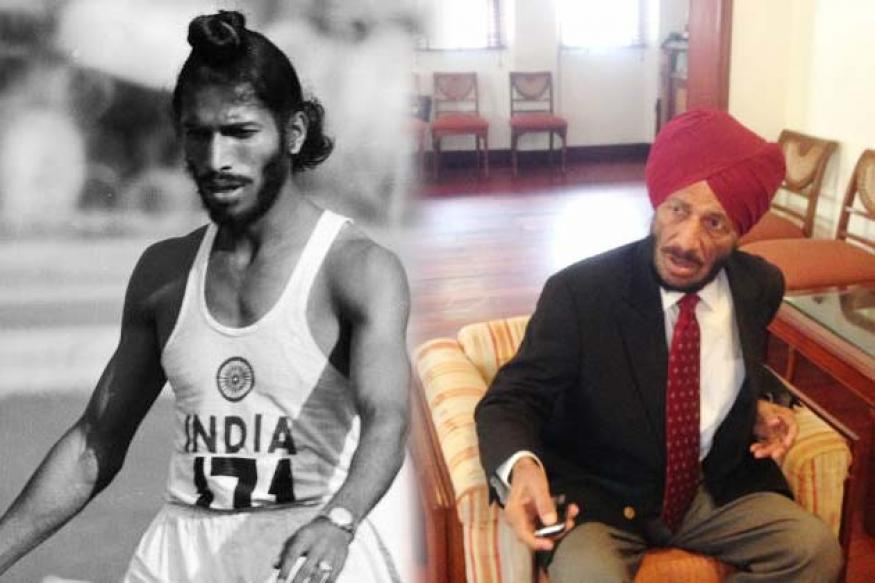 Interview: Milkha Singh on Milkha Singh - part I