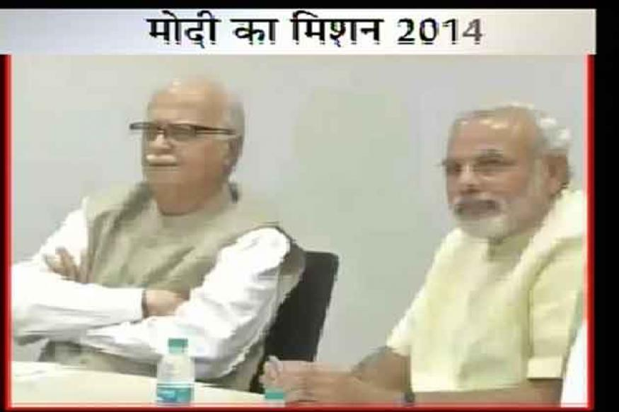 Modi plan for 2014 getting ready, BJP to stress on youth, social media