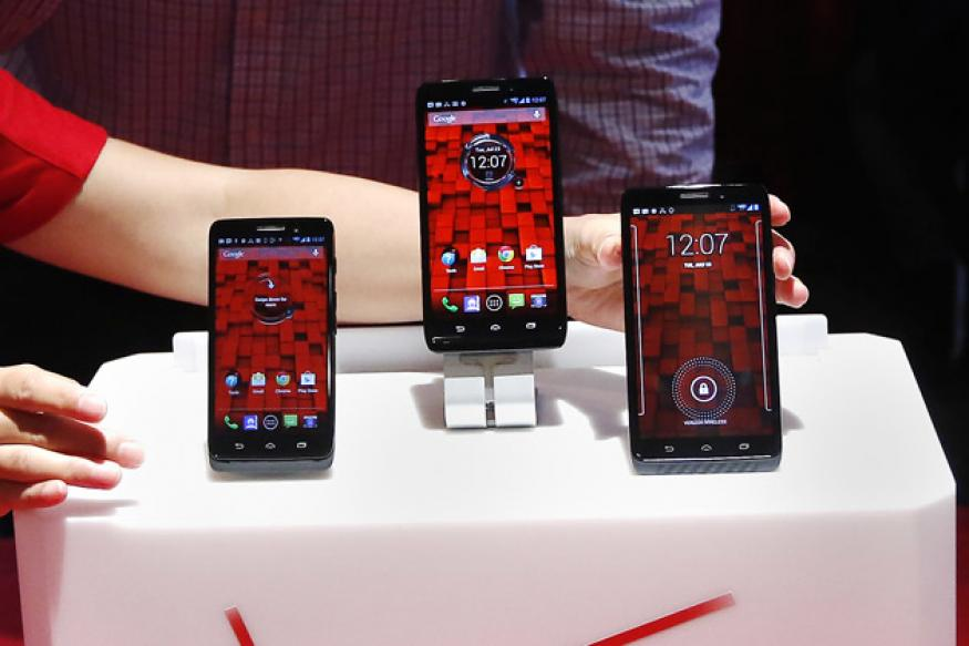 Motorola Droid Mini, Droid Ultra and Droid Maxx unveiled