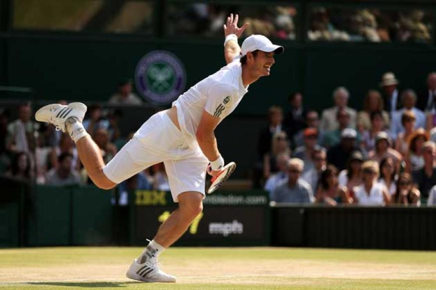 Proud of little brother Andy: Jamie Murray