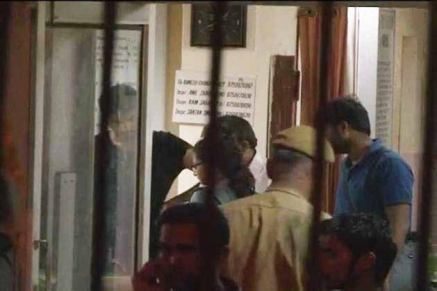 Delhi: JNU students protest over Kerala Navy sex assault complainant's arrest