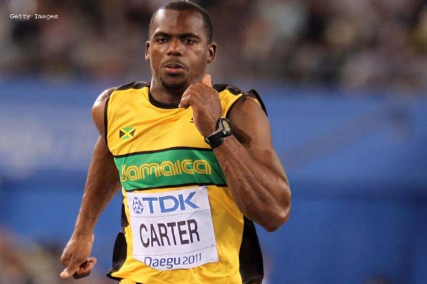 Carter clocks best in 100m at Madrid meet
