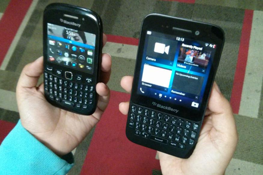 BlackBerry Q5 first impressions review: Half a solution for BlackBerry