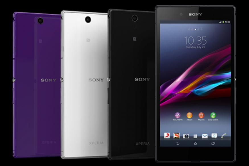 Sony launches Xperia Z Ultra with 6.4-inch full HD display at Rs 46990