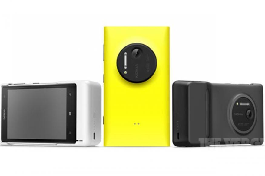 Nokia Lumia 1020 with 41MP camera leaked in images ahead of event