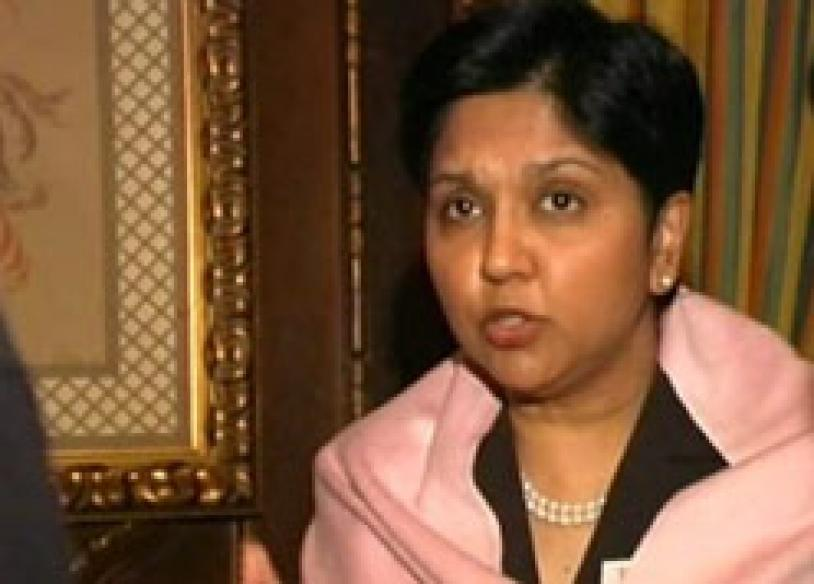 Indra Nooyi and Padmasree Warrior have much in common