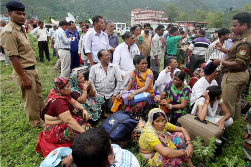 Now, relief materials and funds for Uttarakhand flood victims dwindling