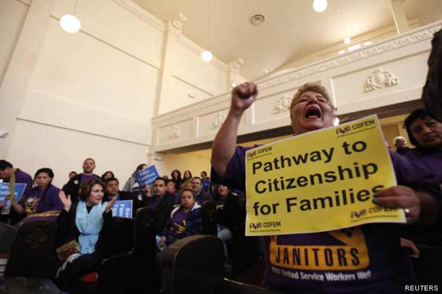 Democrat predicts House will pass Senate immigration bill