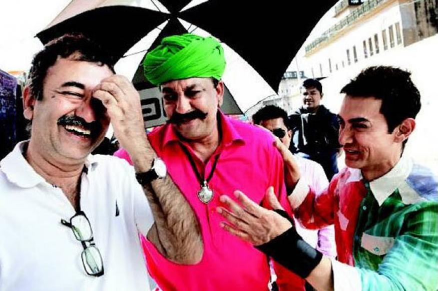 Not running a race with any director: Rajkumar Hirani