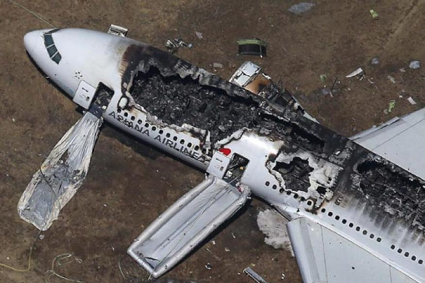 Snapshot: Heartbreaking images of San Francisco plane crash