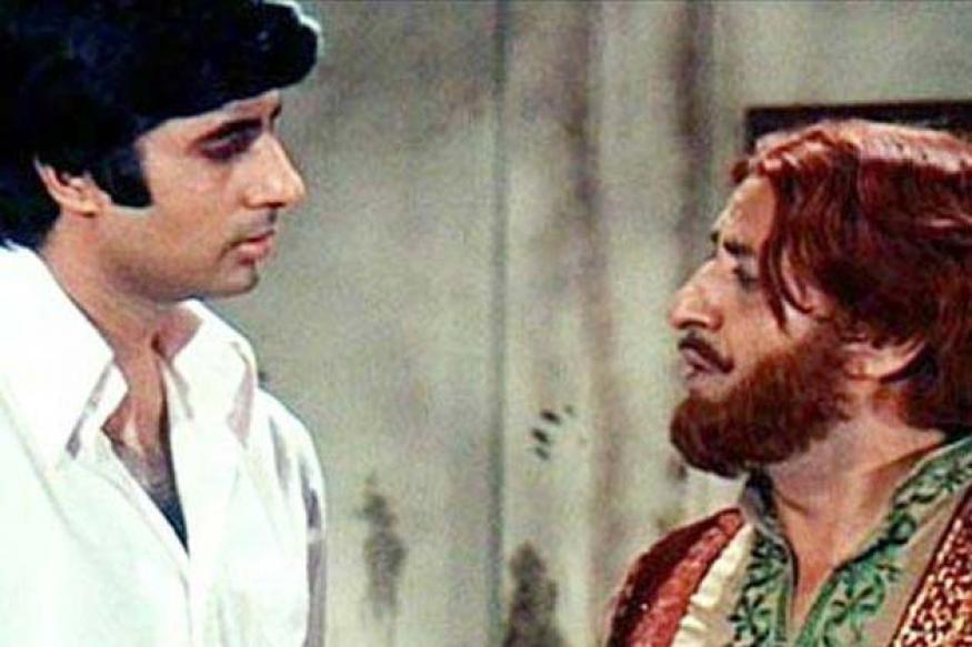 Amitabh Bachchan: Pran was a delightful companion