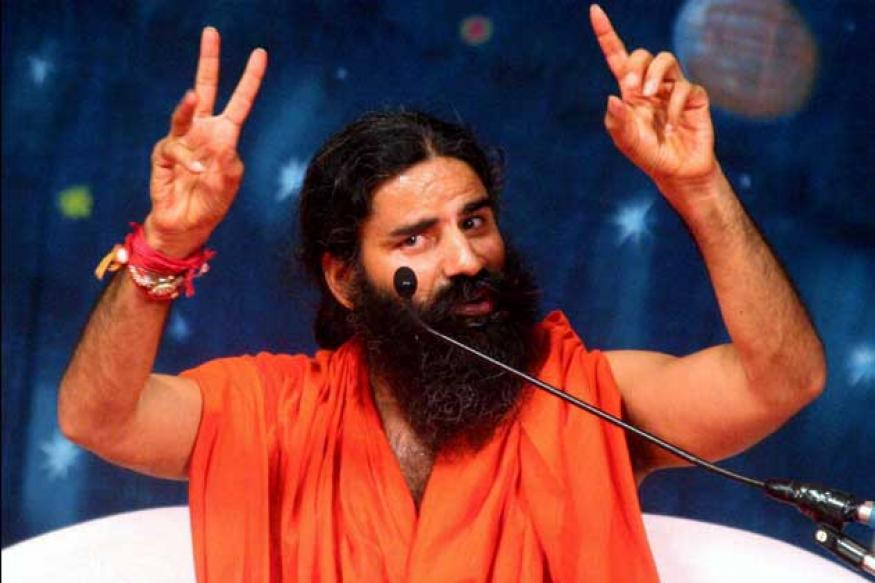 Ramdev bats for Modi, trains gun at Nitish for 'Rambo' remark