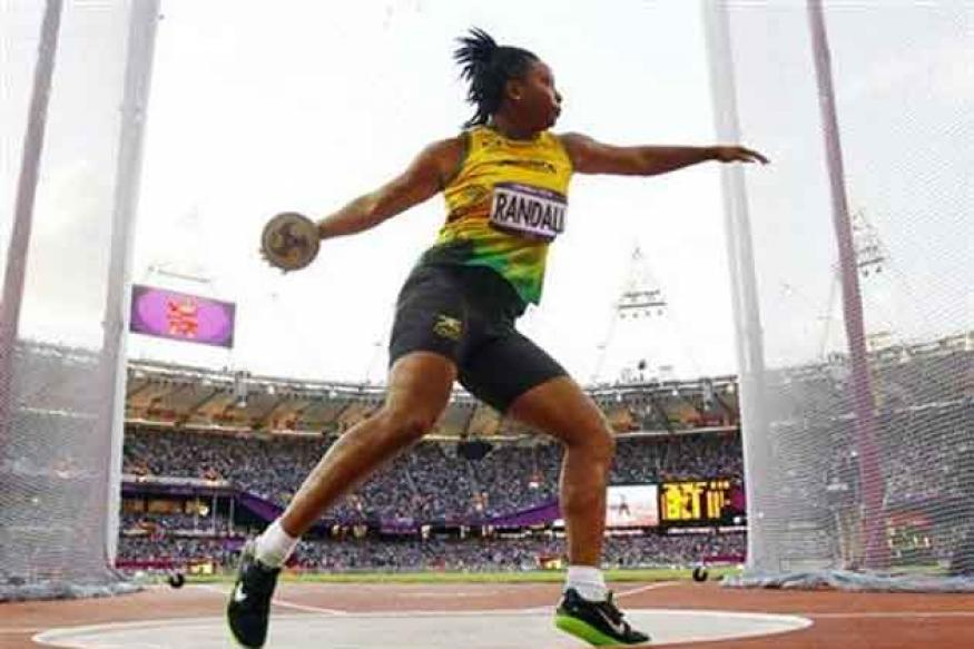 Randall is third Jamaican to admit positive dope test