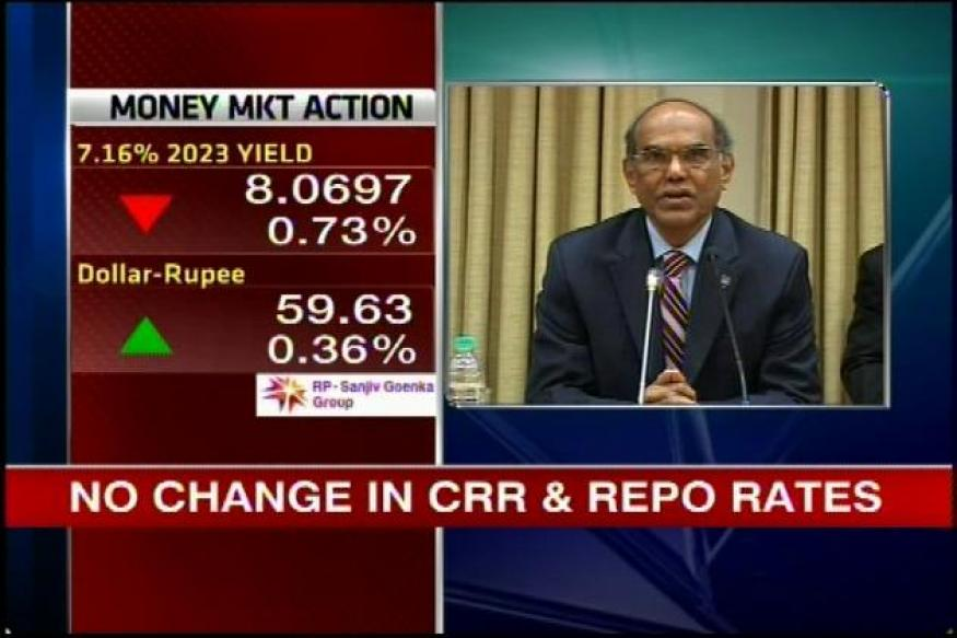RBI keeps key rates unchanged, says growth will be 5.5 pc in 2013-14