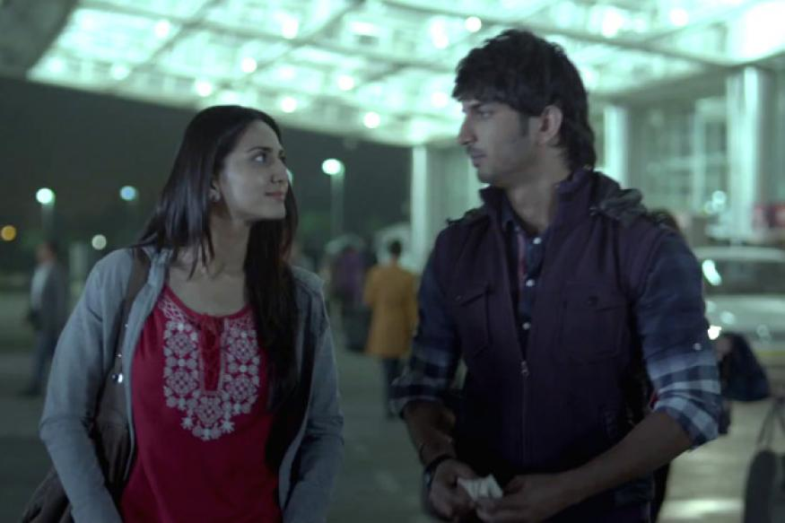 'Shuddh Desi Romance' trailer: It's an unusual love triangle