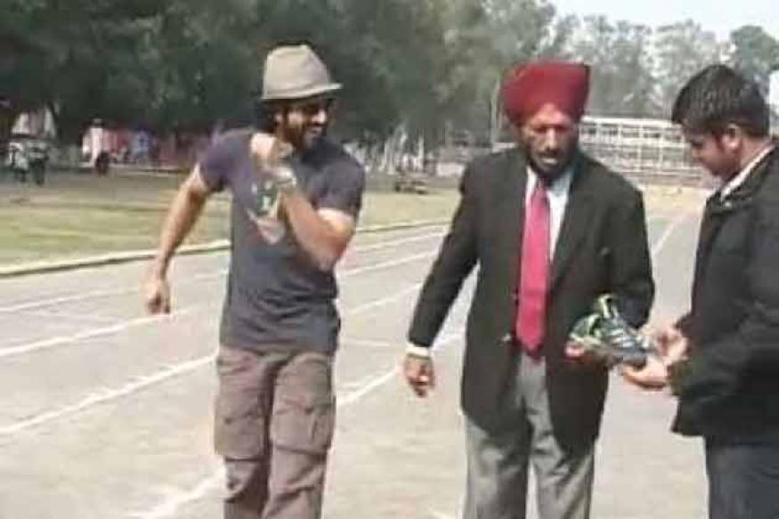 Watch: Milkha Singh's legendary race in Rome Olympics