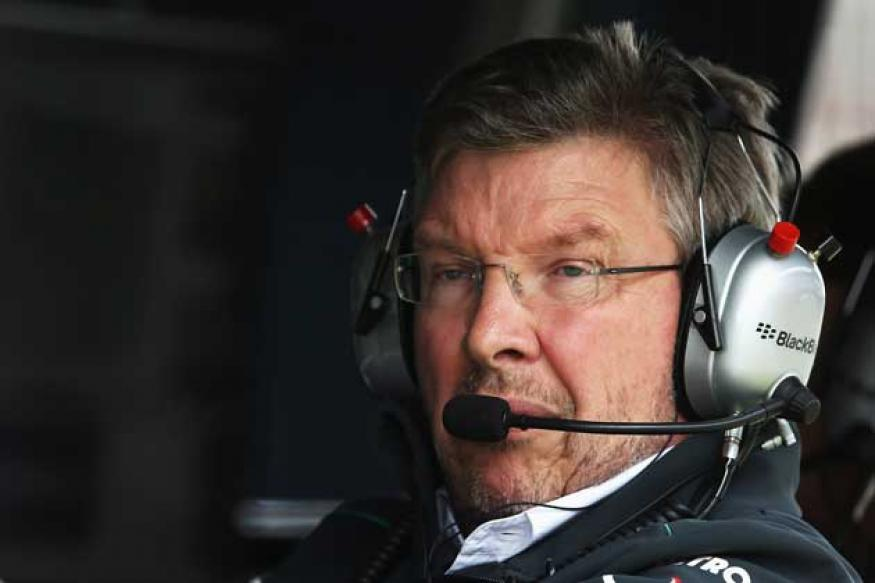Brawn confident of Mercedes winning World Championship