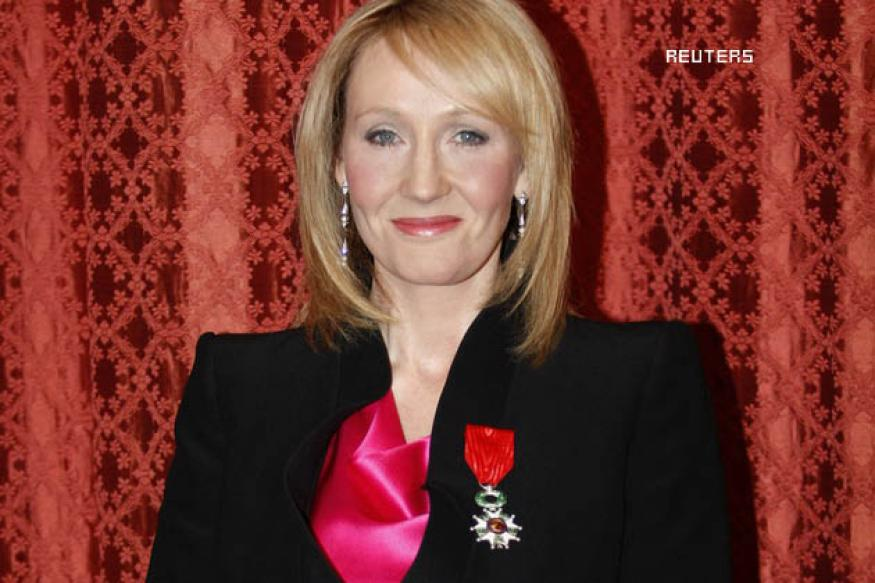 JK Rowling revealed as author of crime novel 'The Cuckoo's Calling'