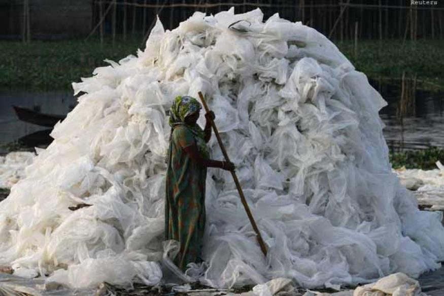 Bubble wrap is toxic and can't be recycled: Bharati Chaturvedi