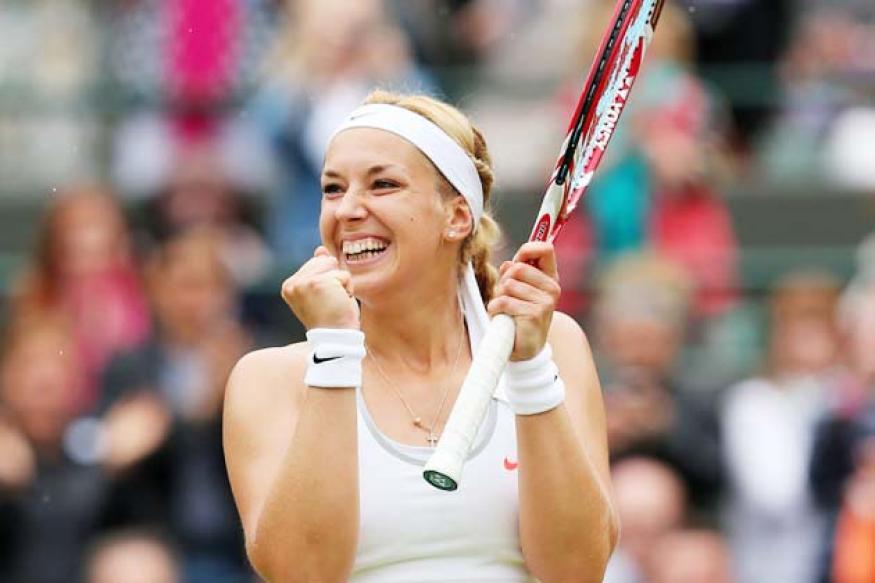 Upbeat Lisicki defeats Kanepi to reach her 2nd Wimbledon semi-finals